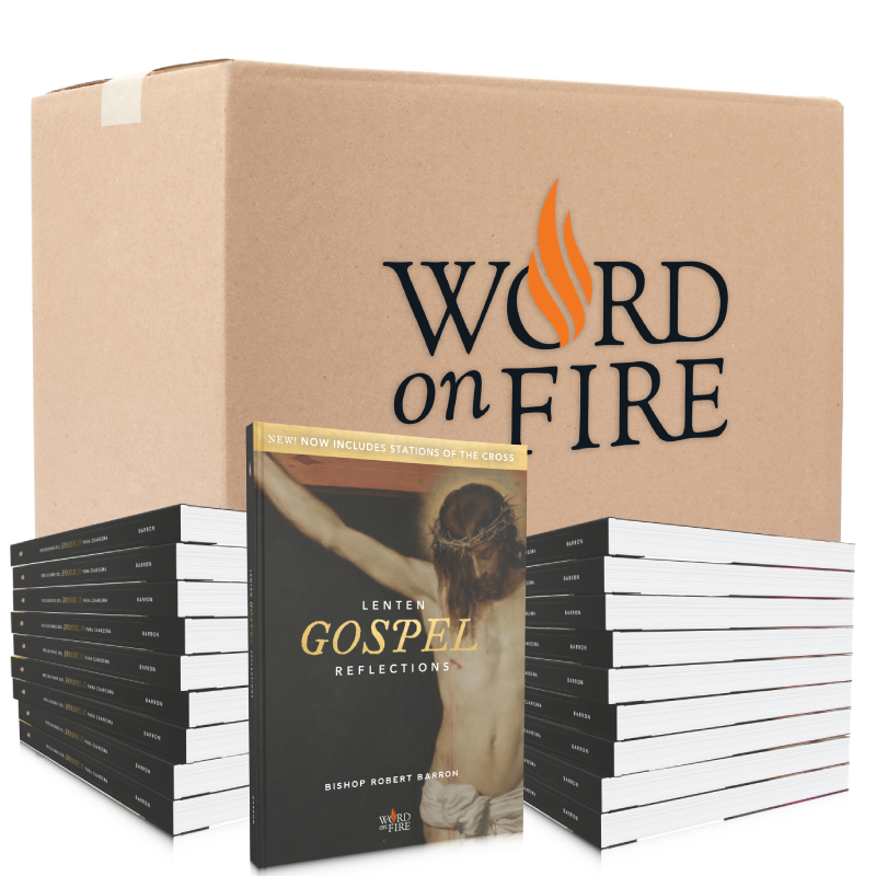 Get Your Gospel Reflection Booklet for Lent 2019!